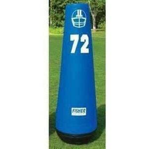 Fisher Athletic Pro Pop Up Football Dummy-Football - Blocking Shields & Dummies-Fisher Athletic-Unique Sports