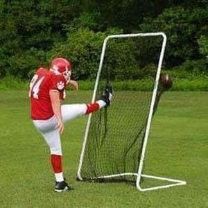 Fisher Athletic Punt 2 Football Kicking Practice Net-Nets - Kicking & Throwing-Fisher Athletic-Unique Sports