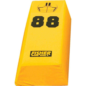 Fisher Athletic Stepover Football Dummies-Football Equipment-Fisher Athletic-Unique Sports