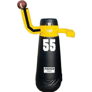 Fisher Athletic Throwing Dummy Arms-Football Equipment-Fisher Athletic-Drop Back Right-Unique Sports