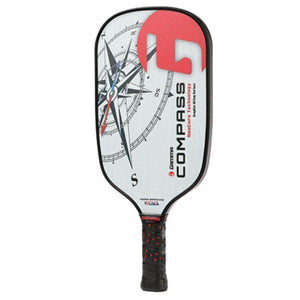 Gamma Pickleball Paddles-Pickleball Equipment-GAMMA-Compass Pickleball Paddle-Unique Sports
