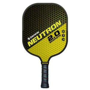 Gamma Pickleball Paddles-Pickleball Equipment-GAMMA-Neutron 2.0 Pickleball Paddle-Unique Sports