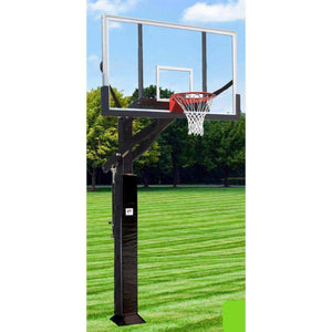 The 'All Pro Jam' Adjustable In-Ground Hoops By Gared-Basketball Equipment-Gared Sports-Acrylic-Unique Sports