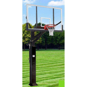The 'All Pro Jam' Adjustable In-Ground Hoops By Gared-Basketball Equipment-Gared Sports-Polycarbonate-Unique Sports