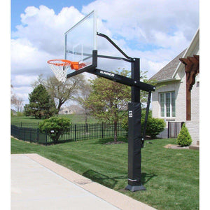 The Pro Jam Adjustable Basketball System By Gared Sports-Basketball Equipment-Gared Sports-Unique Sports