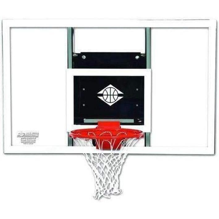 Goalsetter Baseline Wallmounted Basketball Hoops-Basketball Equipment-Goalsetter-Unique Sports