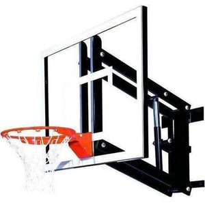 Goalsetter GS Wallmount Basketball Hoops-Basketball Equipment-Goalsetter-Unique Sports