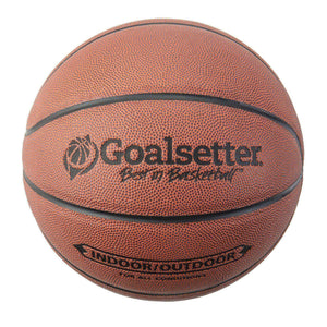 Goalsetter Indoor/Outdoor Composite Basketball-Basketball Equipment-Goalsetter-Unique Sports