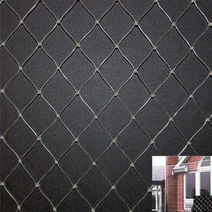 Golf Barrier With 12'x50' Of 'Invisi-Netting' Mesh By Cimarron-Golf Equipment-Cimarron-Unique Sports