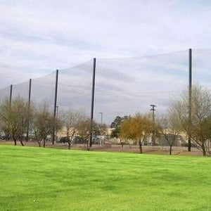 Golf Barrier With 7/8-Inch Polyethylene Net By Cimarron-Golf Equipment-Cimarron-Unique Sports
