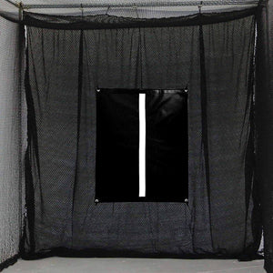 Baffle And Target For 10'x10'x10' Golf Net By Cimarron Sports-Golf Equipment-Cimarron-Unique Sports
