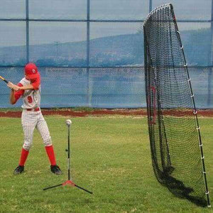 Heater Flop Top Batting Tee & Big Play Net-Equipment For The Beginner-Heater-Unique Sports