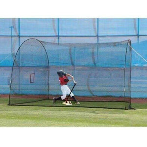 Heater Homerun 12 Ft. Mini & Lite Ball Batting Cage-Batting Cage-Heater-Unique Sports