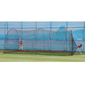 Heater PowerAlley 22 Ft. Home Batting Cage-Equipment For The Beginner-Heater-Unique Sports