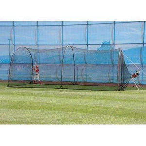 Heater Xtender Home Batting Cages-Equipment For The Beginner-Heater-24' L x 12' W x 10' H-Unique Sports