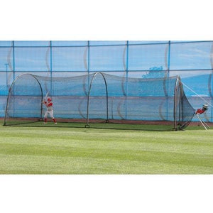 Heater Xtender Home Batting Cages-Equipment For The Beginner-Heater-30' L x 12' W x 10' H-Unique Sports