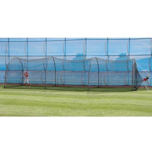 Heater Xtender Home Batting Cages-Equipment For The Beginner-Heater-36' L x 12' W x 10' H-Unique Sports