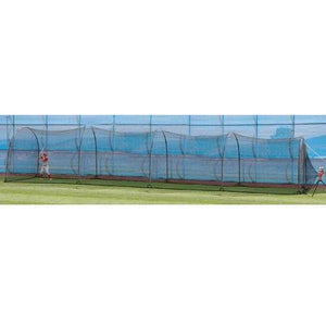 Heater Xtender Home Batting Cages-Equipment For The Beginner-Heater-48' L x 12' W x 10' H-Unique Sports