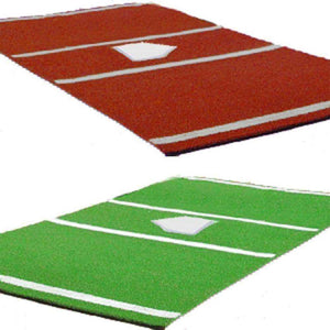 Pro Nylon Deluxe Home Plate Mats By Cimarron Sports-Baseball & Softball Equipment-Cimarron-Unique Sports