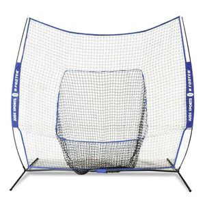 JUGS 8 FOOTER SCREEN-Baseball & Softball Equipment-JUGS-Unique Sports