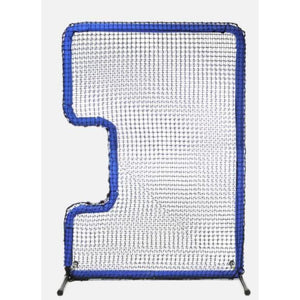 Jugs Protector Blue Series C-Shaped Softball Screen-Screen - Softball-JUGS-Unique Sports