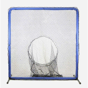 Jugs Protector Blue Series Square Screen With Sock Net-Nets - Sock-JUGS-Unique Sports