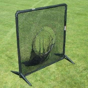 JUGS Protector Series Square Screen With Sock Net-Baseball & Softball Equipment-JUGS-Unique Sports
