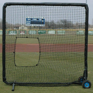 Kodiak Sports 8' x 8' Professional Padded Softball Screen-Screen - Softball-Kodiak Sports-Unique Sports