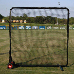 Kodiak Sports 8' x 8' Professional Padded Wheeled Field Screen-Baseball & Softball Equipment-Kodiak Sports-Unique Sports
