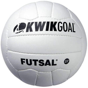 "Kwik Goal Futsal Ball 25""-Balls-Kwik Goal-Unique Sports"