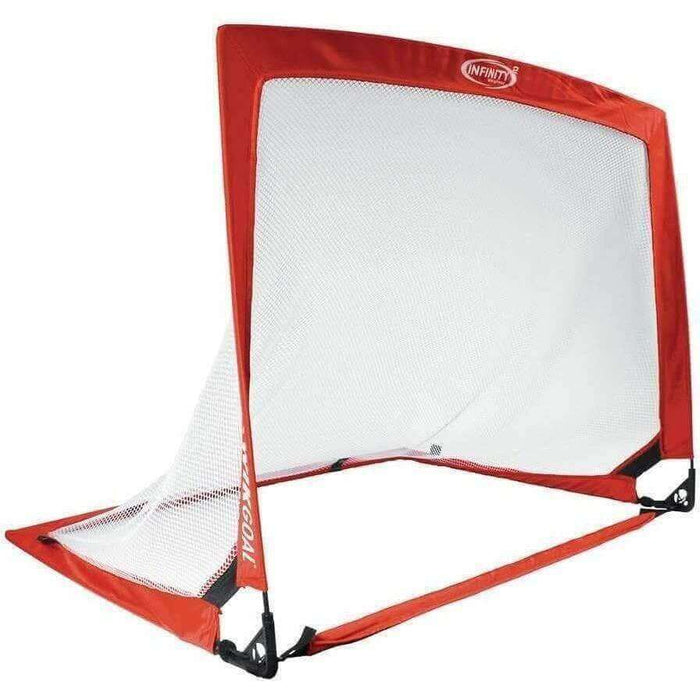 Kwik Goal Infinity Squared Weighted Pop-up Soccer Goal
