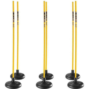 Kwik Goal Premier Coaching Sticks-Training Aids & Practice Equipment-Kwik Goal-Unique Sports