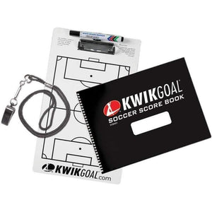 Kwik Goal Soccer Coachs Kit-Soccer Equipment-Kwik Goal-Unique Sports