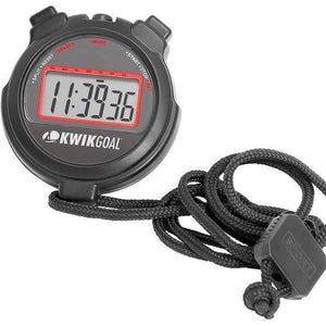 Kwik Goal Stopwatch-Soccer Equipment-Kwik Goal-Unique Sports