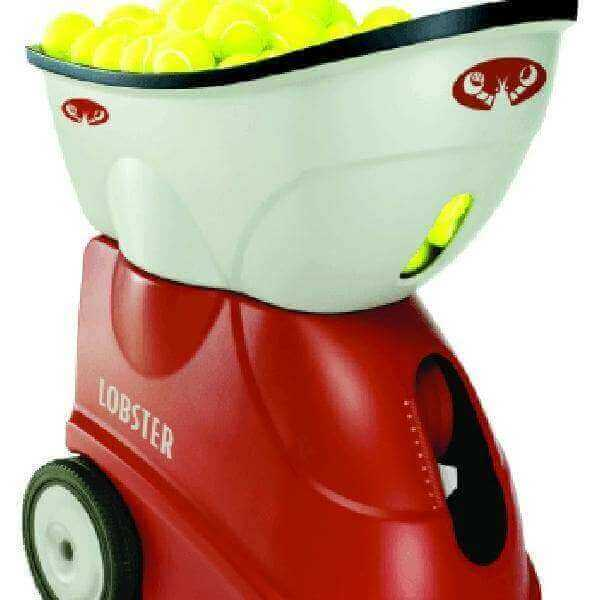 Lobster Elite Grand IV Tennis Ball Machine