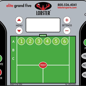 Lobster Elite Grand V-Tennis Equipment-Lobster-Unique Sports