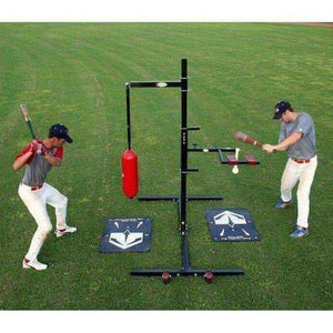 The 'Institutional Power Zone Station' By Muhl Tech-Baseball & Softball Equipment-Muhl Tech-Unique Sports
