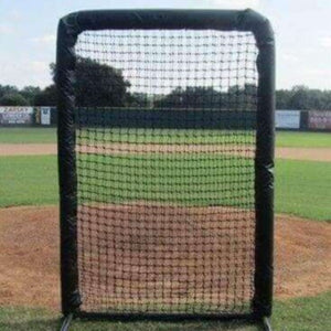 Pro 7'x4' Safety Screens With #60 Netting By Muhl Tech-Baseball & Softball Equipment-Muhl Tech-7' H x 4' W-Unique Sports