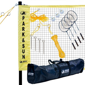 Park & Sun Badminton Pro Set-Badminton Equipment-Park & Sun-Unique Sports