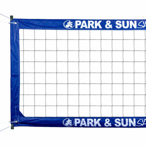 Park & Sun BC-400 Steel Cable Net-Volleyball Equipment-Park & Sun-Unique Sports