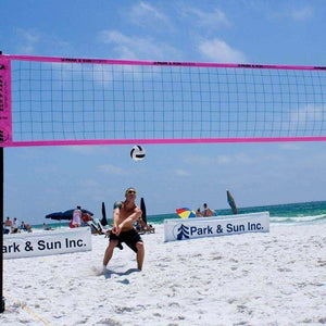 Park & Sun Spectrum 2000 Volleyball Net System-Volleyball Equipment-Park & Sun-Unique Sports