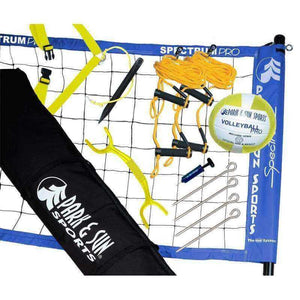 Park & Sun Spectrum Pro Volleyball Net System-Volleyball Equipment-Park & Sun-Unique Sports