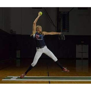 ProMounds Jennie Finch Softball Pitching Lane Pro-Mats - Pitching-ProMounds-Unique Sports