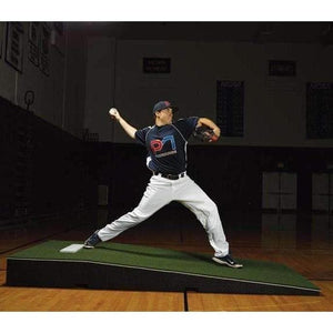 ProMounds Pro Model Practice Baseball Pitching Mounds-Baseball & Softball Equipment-ProMounds-Green-Unique Sports