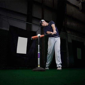 PVTee Batting Tee-Baseball & Softball Equipment-ProMounds-Unique Sports