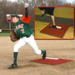 ProMounds Training Baseball Pitching Mounds-Baseball & Softball Equipment-ProMounds-Clay-Unique Sports