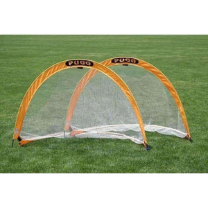 PUGG 6' Pop Up Practice Goal (Pair)-Soccer - Practice & Recreational Goals-PUGG-Unique Sports