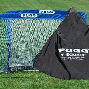 PUGG Upper 90 - 4 Footer Squared Goal (Pair)-Soccer - Practice & Recreational Goals-PUGG-Unique Sports