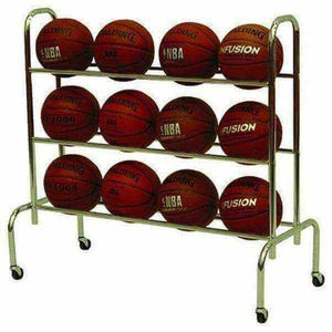 Spalding Economy Ball Rack-Ball Carts & Lockers-Spalding-Unique Sports