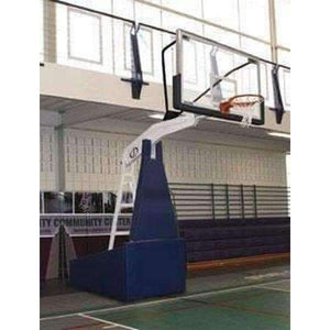 Spalding G5 Portable Backstop-Basketball - Hoops-Spalding-Unique Sports